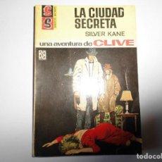 Libros: SERVICIO SECRETO 849 SILVER KANE. Lote 145378314