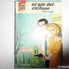 Libros: ARCHIVO SECRETO Nº 47 KEITH LUGER. Lote 145378974