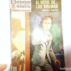 Libros: SELECCIONES SERVICIO SECRETO Nº 143 SILVER KANE. Lote 145379110