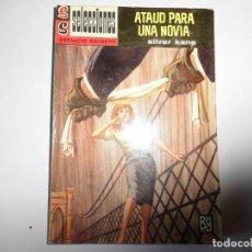 Libros: SELECCIONES SERVICIO SECRETO Nº 106 SILVER KANE. Lote 145379222