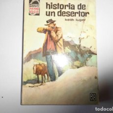 Libros: BRAVO OESTE Nº 256 KEITH LUGER. Lote 145379238