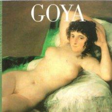 Libros: GOYA - NO CONSTA AUTOR. Lote 145473066