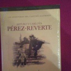 Libros: EL CAPITÁN ALATRISTE - PEREZ REVERTE. Lote 145941786