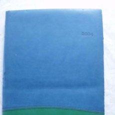 Libros: AGENDA 2004 EN BLANCO DKV. Lote 146042362