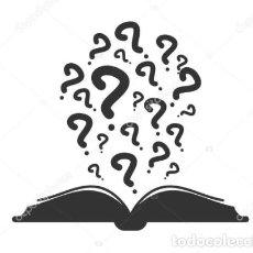 Libros: MISTERY BOOK - LIBRO MISTERIOSO - ¿YA NO SABES QUE LEER? PRUEBA ESTO -. Lote 146617758