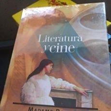 Libros: MADAME BOVARY LITERATURA Y CINE. Lote 146652922