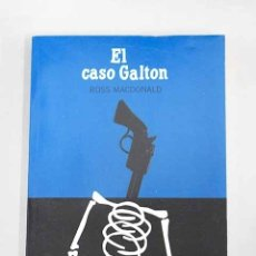 Libros: EL CASO GALTON. Lote 147553984