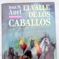 Libros: EL VALLE DE LOS CABALLOS. Lote 147555148