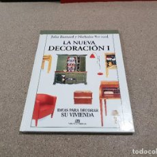 Libros: LA NUEVA DECORACION...I......JULIA Y NICHOLAS BARNARD....2000.... Lote 147581870