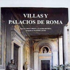 Libros - Villas y palacios de Roma - 147959365