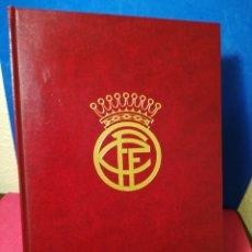 Libros: AYER Y HOY DEL FÚTBOL CATALÁN - 75 ANIVERSARIO FEDERACIÓN CATALANA, 1976 (CASTELLANO). Lote 147960758