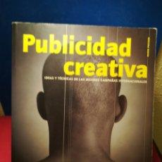 Libros: PUBLICIDAD CREATIVA - MARIO PRICKEN - CG, 2004. Lote 148156722