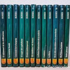Libros: ENCICLOPÈDIA ULISSES (OBRA COMPLETA - 12 VOLUMS) DE LA RECERCA I LA DESCOBERTA. Lote 148227440