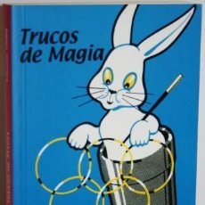Libros: TRUCOS DE MAGIA - CIURÓ, WENCESLAO (LING-KAI-FU). Lote 148311162