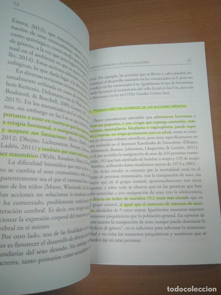 Libros: Análisis de la Ley de Transexualidad. Universidad Católica de Valencia. - Foto 2 - 148623094