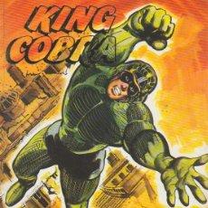 Livres: KING COBRA. DS 1981. TOMO 1. Lote 148755054