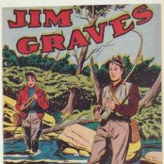 Libros: JIM GRAVES Nº 2. SELECCIÓN DE AVENTURAS Nº 17. TORAY. Lote 148755490