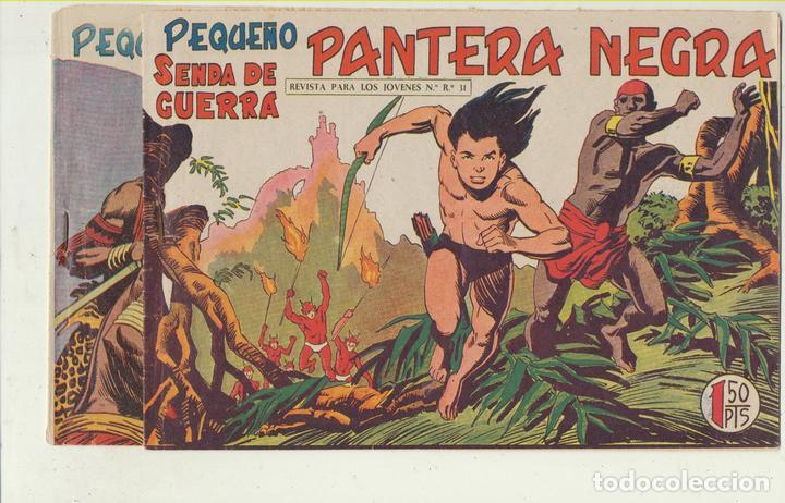 PEQUEÑO PANTERA NEGRA Nº 126 Y 172. MAGA 1958 (Libros sin clasificar)