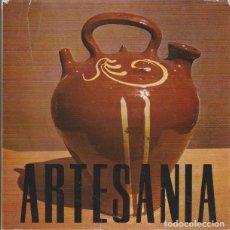 Libros - Artesanía (Arte Popular). Francesc Vicens. Ediciones Polígrafa. 2ª Edición. Barcelona, 1971 - 165522121