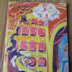 Libros: AMIGOS DE LA OPERA DE VIGO IV -- FESTIVAL 1961. Lote 149243194