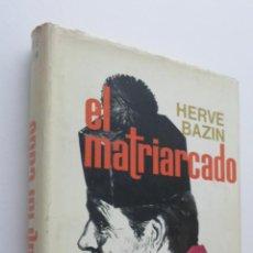 Libros - EL MATRIARCADO - BAZIN - 149344357