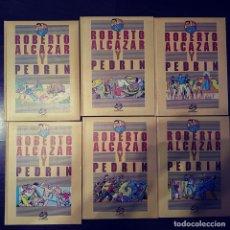 Libros: COLECCIÓN ROBERTO ALCAZAR Y PEDRÍN (6 VOLÚMENES-COMPLETA). Lote 149381190