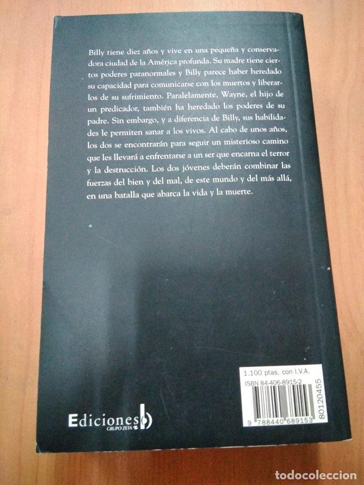 Libros: Los senderos del terror. Robert McCammon. Ediciones B Zeta. 1999 de Bolsillo - Foto 2 - 149508162