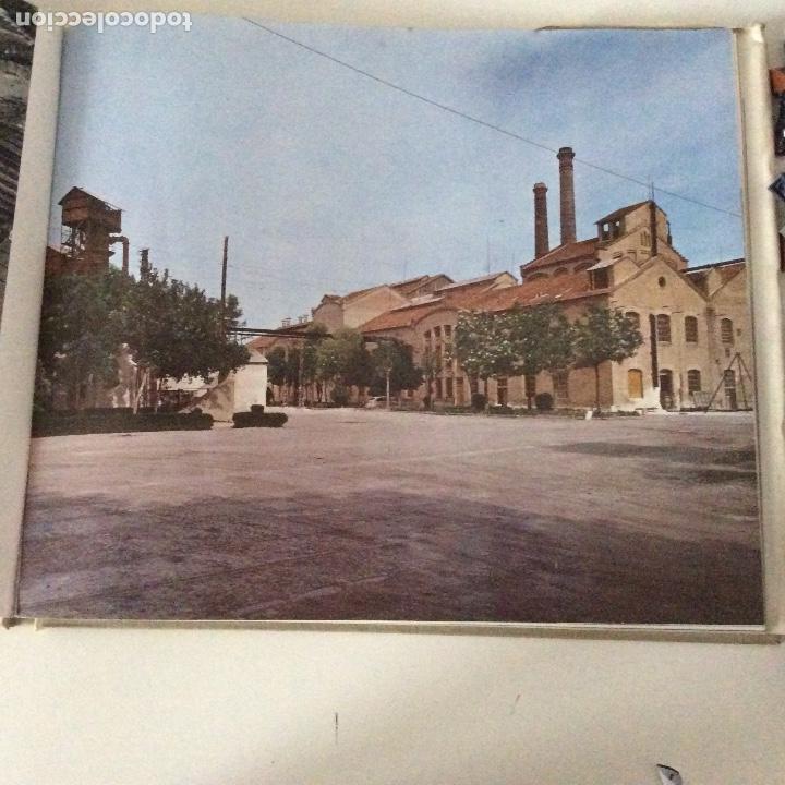 Libros: Ebro 50 años Compañís de Azúcares y Alcoholes Azucarera de Castilla Venta de Baños Palencia - Foto 2 - 149716102