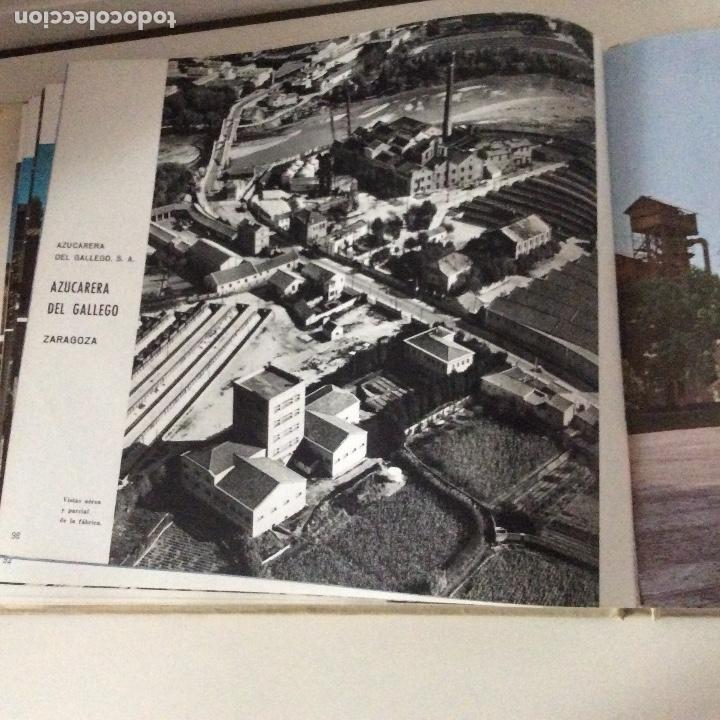 Libros: Ebro 50 años Compañís de Azúcares y Alcoholes Azucarera de Castilla Venta de Baños Palencia - Foto 3 - 149716102