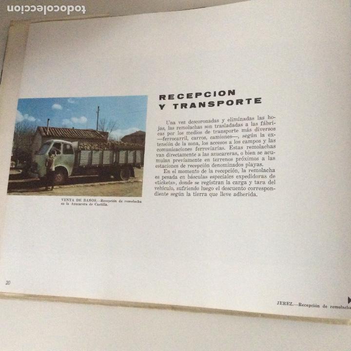 Libros: Ebro 50 años Compañís de Azúcares y Alcoholes Azucarera de Castilla Venta de Baños Palencia - Foto 5 - 149716102
