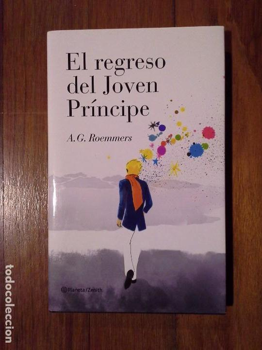 A.G. ROEMMERS - EL REGRESO DEL JOVEN PRÍNCIPE (Libros Nuevos - Literatura - Narrativa - Aventuras)