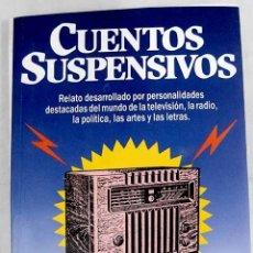 Libros: CUENTOS SUSPENSIVOS. Lote 150046838