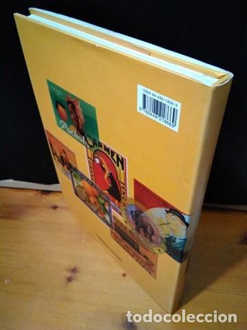 Libros: Las etiquetas naranjeras en la comunidad valenciana. Tomás Viana. Perfecto estado - Foto 2 - 150285222