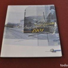 books - dietari cardedeu 1901 - museu arxiu tomàs balvey - MPB - 150422358