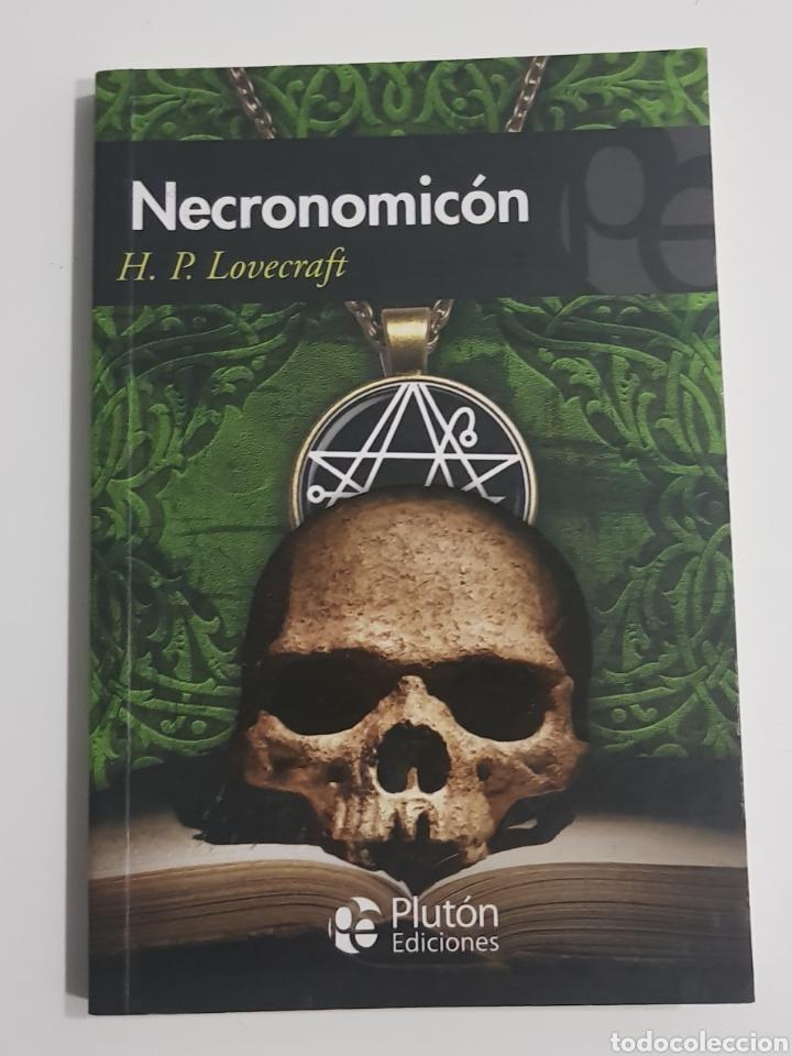 EL NECRONOMICON / H. P. LOVECRAFT - TDK1 - (Libros sin clasificar)
