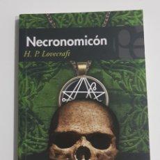 Libros: EL NECRONOMICON / H. P. LOVECRAFT - TDK1 -. Lote 150492078