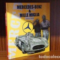 Livros em segunda mão: MERCEDES-BENZ & MILLE MIGLIA - CURAMI, ANDREA. Lote 150858488