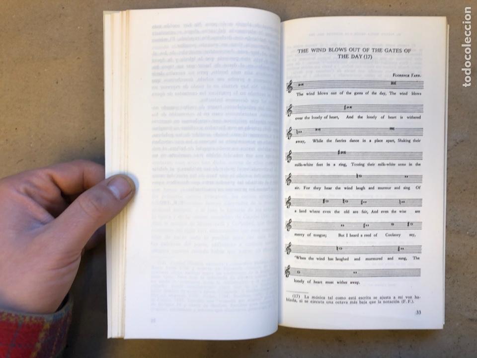Libros: IDEAS SOBRE EL BIEN Y EL MAL. WILLIAM BUTLER YEATS. COLECCIÓN LA FONTANA MAYOR 4. EDICIONES FELMAR - Foto 5 - 150950901