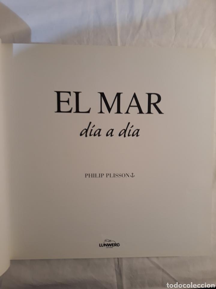 Libros: El mat dia a dia,Philip Plisson 2003.buen estado - Foto 2 - 150987041