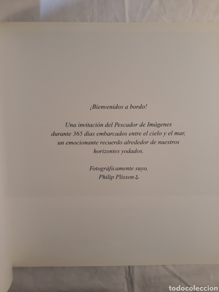 Libros: El mat dia a dia,Philip Plisson 2003.buen estado - Foto 3 - 150987041