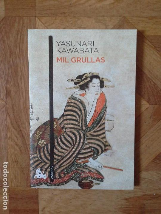 YASUNARI KAWABATA - MIL GRULLAS (Libros Nuevos - Literatura - Narrativa - Aventuras)