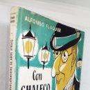 Libros: ALFONSO FLAQUER***CON CHALECO Y CON BOMBIN***CHARLATANERIAS DE 50 AÑOS ATRÁS**1959. Lote 39909653