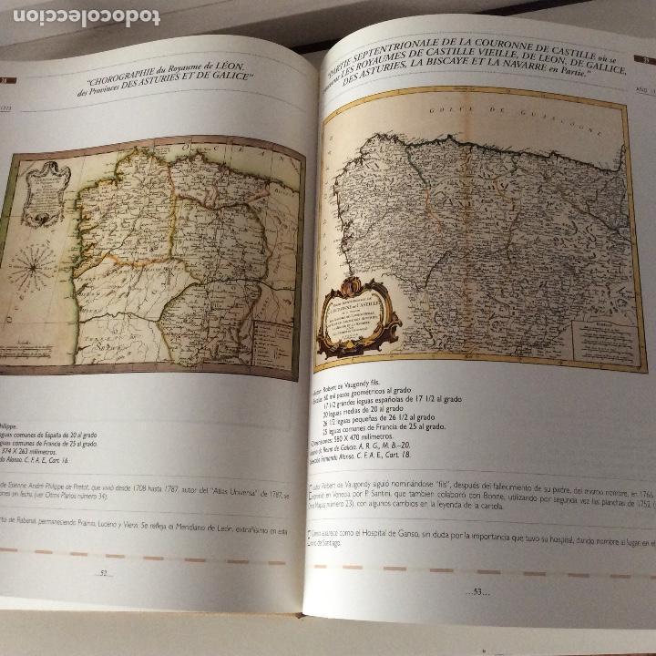 Libros: León en la cartografía histórica Fundación Hullera Vasco-Leonsa - Foto 2 - 151121122