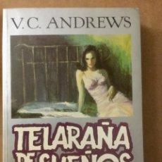 Livros: TELARAÑA DE SUEÑOS. V.C. ANDREWS. PLAZA-JANES. NUEVO. Lote 151301286