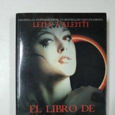 Libros: SAGA VANIR V. EL LIBRO DE MIYA / LENA VALENTI - * AUTOR: LENA VALENTI. Lote 151684124