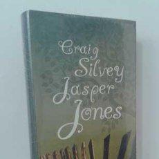 Libros: JASPER JONES - SILVEY, CRAIG. Lote 151684148