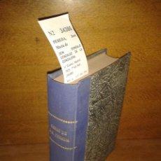Libros: DON GONZALO GONZALEZ DE LA GONZALERA. - PEREDA, JOSÉ MARÍA DE. Lote 151799193