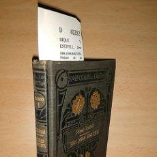 Libros: SAN JUAN BAUTISTA. HISTORIA DE SU NACIMIENTO Y VIDA ADMIRABLES, SUS VIRTUDES Y PREEMINENCIAS, SU CEL. Lote 151823802