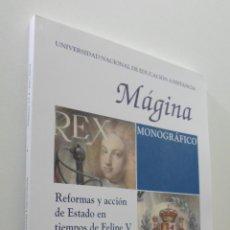 Libros: MÁGINA NÚMERO 12 - UNIVERSIDAD NACIONAL DE EDUCACIÓN A DISTANCIA. Lote 151843192