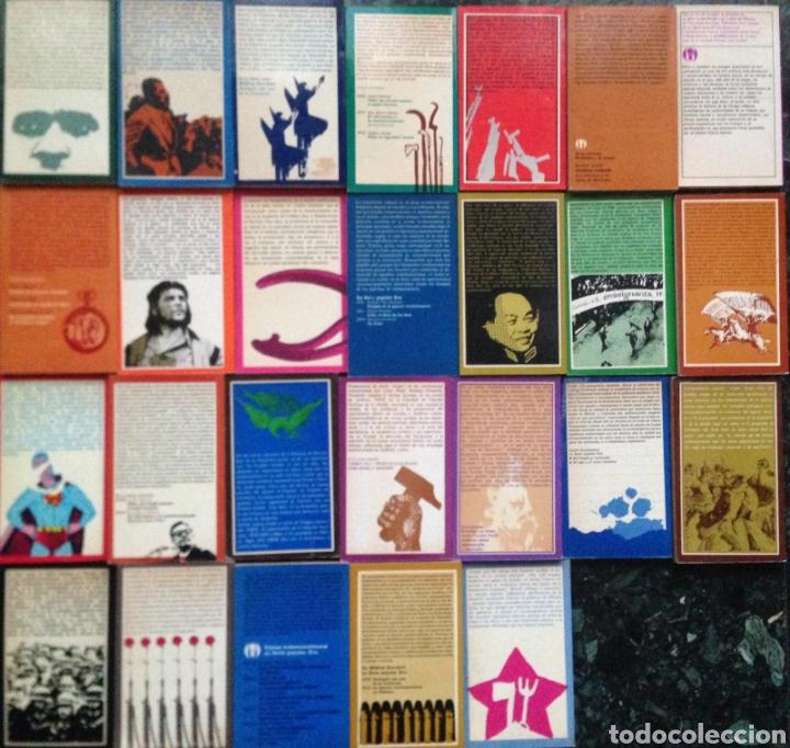 Bücher: GRAN LOTE 26 LIBROS EDITORIAL ERA SERIE POPULAR POLITICA - Publicados en México 1970s - Foto 2 - 152159158